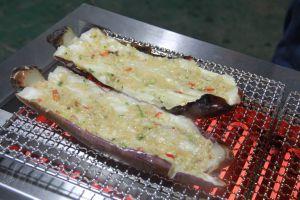 Nuovo tipo alta efficienza che riscalda la griglia elettrica del barbecue