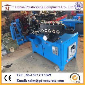 Cnm Marke galvanisierte gewundene Leitung-Stahlmaschine