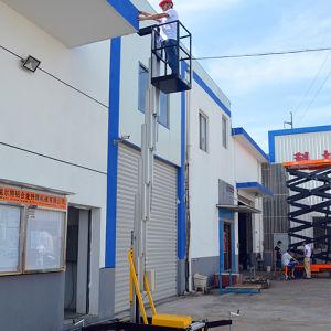 Антенна рабочая платформа подъемника (8m)