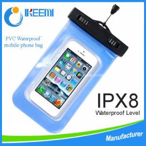 Sacchi impermeabili personalizzati del telefono del PVC