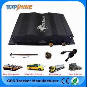 Freier aufspürenplattform-Multifunktionsfahrzeug GPS-Verfolger mit RFID Kamera
