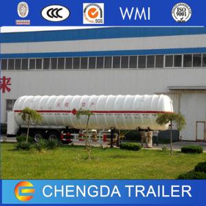 China Petroleiro de GNL de fábrica semi reboque para venda no Quênia