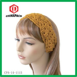 Lady Crochet Headband (CPA-14-1115)