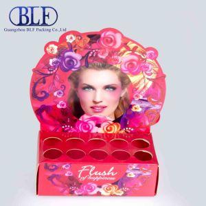 Картонные коробки дисплея для косметических (BLF-PBO049)