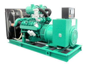 65db Noiselevel 625kVA 500kw Dieselmotor-Energien-Generator