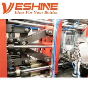 Moins cher d'alimentation de 1 gallon Semi-automatique de prix de la machine de soufflage PET 5L 10L 15L 20L 25L bouteilles récipients en plastique PET
