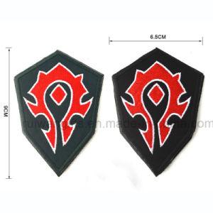 Saco de borracha PVC maleável personalizado Magic Patches de fita (VPA025)