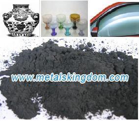 Ni2O3 Oxyde de nickel noir de 72 % pour le verre