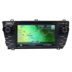 Lettore DVD GPS Navigation Corolla dell'automobile per Toyota