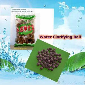 Las algas Bio-Bacterial bola purificadora de agua