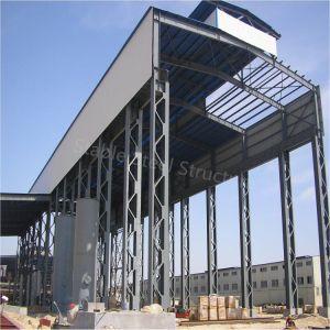 A melhor estrutura de treliça metálica de aço com qualidade superior