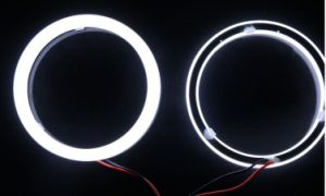 Автомобиль CCFL Angel глаза кольцо для BMW E30, E32, E34