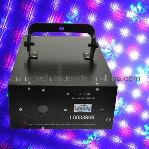 Disco Gobo Tiwnkling лазера лазер 2 головки эффект освещения L6033RGB