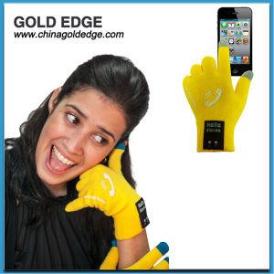 2014 лидеров продаж продуктов зимой тепло Mobilephone перчатки для работы с Bluetooth