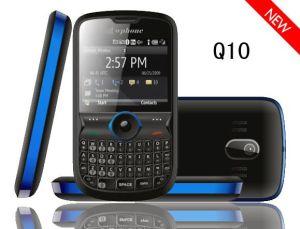 De Mobiele Telefoon van Qwerty met g-Sensor en ATV