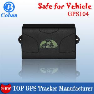 Mucho tiempo en tiempo real en espera de coche GPS Tracker Tk104 duran 60 días