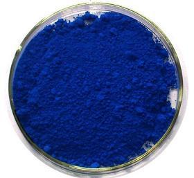 Het Blauw van Oixde van het ijzer