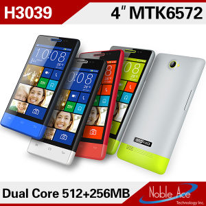 A MTK 6572 1,2 g MHz Dual Core Android Market 4.2 Fashion Smart Phone
