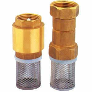 Clapet de pied (la valve) pour la pompe