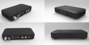 Телевизор Full HD DVB-C в салоне MPEG-2/MPEG-4/H. 264/vp8 декодирование видео в формате HD встроенный Gospell Ca