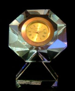 Orologio a cristallo