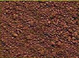 Bruine het Oxyde van het ijzer
