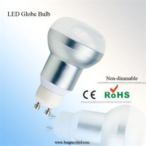 Bester verkaufenkugel-Lampe D80 PC Deckel 730lm der produkt-GU10 9W LED