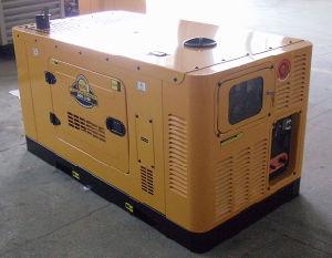 Nouveau groupe électrogène diesel de type silencieux (HDE10SS3)