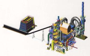 Het Centrum van de Thermische energie