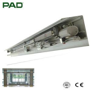 Portello di vetro largo di attaccatura di parete di vetro di tensione con il certificato del Ce