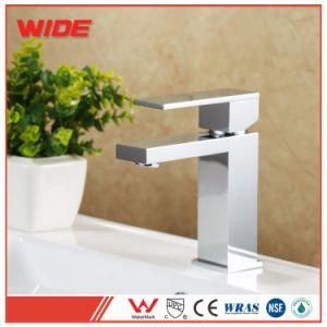 低価格の中国衛生製品の洗面器の正方形のコック、浴室の洗浄流しの銅のコック