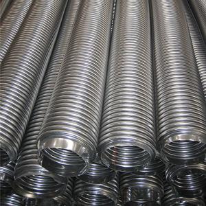 Ringförmiger flexibles Metalschlauch