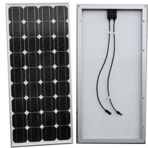 Het monoZonnepaneel van de Zonne-energie 90w