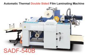 Het Industriële Document Full Auto van de hoge snelheid het Lamineren van de Lamineerder van de Film van het Broodje van Één/Twee Kanten de Hete Verwarmde Machine van de Laminering