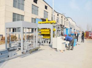 O Qt10-15 Venda Quente/máquina para fabricação de tijolos de bloco de concreto leve