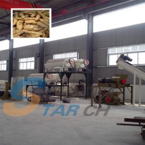 500kg/h Machine de traitement automatique de la farine de manioc en Afrique occidentale