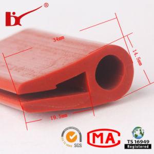 Bunter Hochtemperatursilikon-Gummi-Dichtungs-Streifen für Ofen-Tür