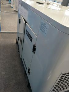 ISO Certificaton中国の無声発電機セットの三相単相のディーゼル発電機20kVA 16kwの価格の緊急事態