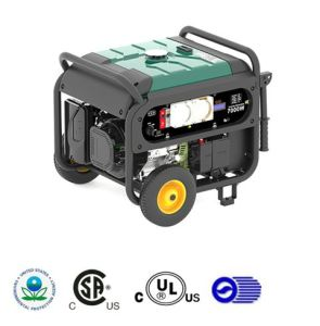 Hy7500I 6500W gasolina Generador Portátil Inverter