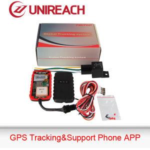 Einfaches Install GPS Car Tracker mit Free Software und Life Free Use Platform (MT08A)