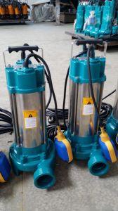 Pompa ad acqua sommergibile V1500, pompa per acque luride