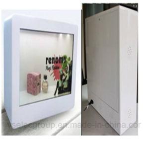 Yashi 65 pouces Boîte Lecteur multimédia USB de l'écran LCD transparent pour la publicité