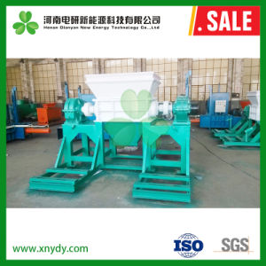 Prezzo di fabbrica di plastica della trinciatrice dell'asta cilindrica di vendita calda doppio