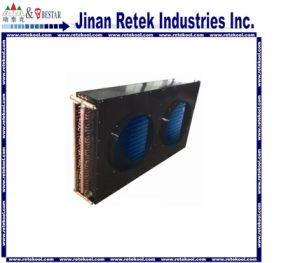 O tubo de cobre alumínio Evaporador como peças de Condicionador de Ar