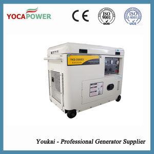 3Квт с водяным охлаждением воздуха малых дизельных генераторных установок мощности двигателя