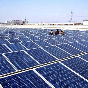 Gird 6kwの太陽エネルギーシステムを離れた高周波
