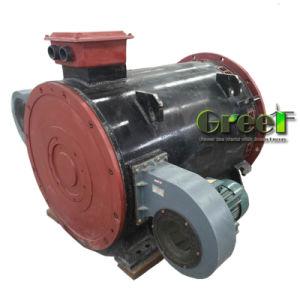 50kw Synchrone Generator van de Magneet van de 100kwWaterkracht 150kw 200kw 300kw de Permanente