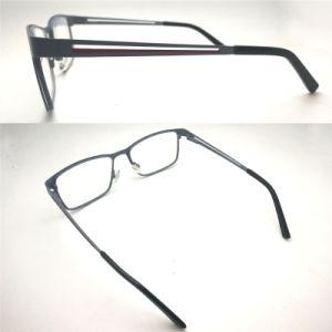 Het nieuwste Optische Frame van de Oogglazen van het Schouwspel van Eyewear van het Ontwerp van Italië met de Scharnier van de Lente voor de Levering voor doorverkoop van de Fabriek van Mensen