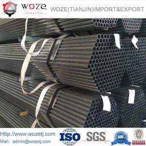 탄소 관에 의하여 직류 전기를 통하는 정연한 빈 단면도 40X40X2.5 중국 공장에서 건축자재