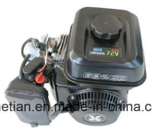 中国の工場電池の料金48V 60V 72V DCガソリン発電機